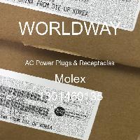 1301460135 - Molex - 交流电源插头和插座