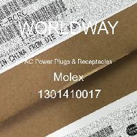 1301410017 - Molex - 交流电源插头和插座