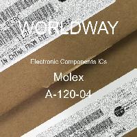 A-120-04 - Molex - 電子元件IC