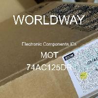 74AC125DR - MOT