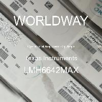 LMH6642MAX - National Semiconductor Corporation