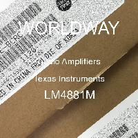 LM4881M - National Semiconductor Corporation