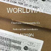 LM359N - National Semiconductor Corporation