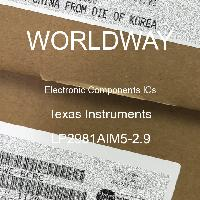 LP2981AIM5-2.9 - National Semiconductor Corporation