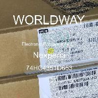 74HC4351D653 - Nexperia