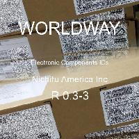 R 0.3-3 - Nichifu America Inc - 电子元件IC
