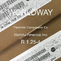 R 1.25-4 - Nichifu America Inc - 电子元件IC