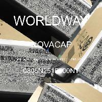 0805N251F500NT - NOVACAP - 多層陶瓷電容器MLCC  -  SMD / SMT