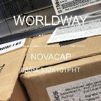 0805E332K101PHT - NOVACAP - 多層陶瓷電容器MLCC  -  SMD / SMT