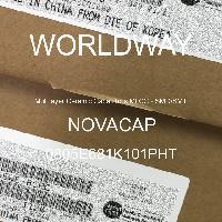 0805E681K101PHT - NOVACAP - 多层陶瓷电容器MLCC-SMD/SMT