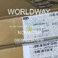 0805N221K101P - NOVACAP - 多層陶瓷電容器MLCC  -  SMD / SMT