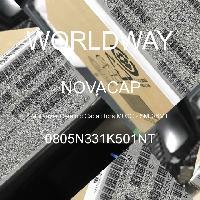 0805N331K501NT - NOVACAP - 多层陶瓷电容器MLCC - SMD/SMT