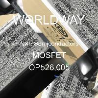 OP526,005 - NXP Semiconductors - MOSFET