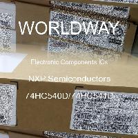 74HC540D/74HC541D - NXP Semiconductors