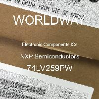 74LV259PW - NXP Semiconductors