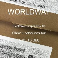 A 25 13 060 - OKW Enclosures Inc - 电子元件IC