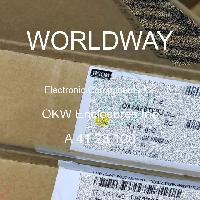 A 41 23 100 - OKW Enclosures Inc - 电子元件IC