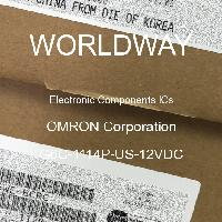 G6C-1114P-US-12VDC - OMRON Corporation