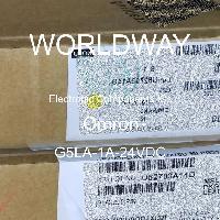 G5LA-1A-24VDC - OMRON Electronic Components LLC
