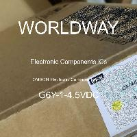 G6Y-1-4.5VDC - OMRON Electronic Components LLC
