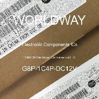 G8P-1C4P-DC12V - OMRON Electronic Components LLC