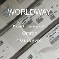 G6M-1A-5VDC - OMRON