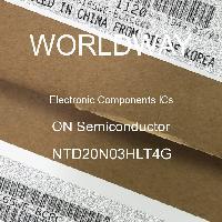 NTD20N03HLT4G - ON Semiconductor - 电子元件IC