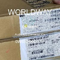 0W633-004-XTP - ON Semiconductor - 音频A/D转换器IC