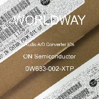 0W633-002-XTP - ON Semiconductor - 音频A/D转换器IC