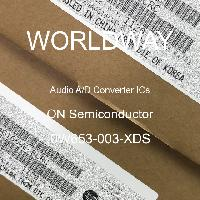 0W653-003-XDS - ON Semiconductor - 音频A/D转换器IC