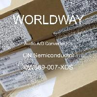 0W589-007-XDS - ON Semiconductor - 音頻A / D轉換器IC