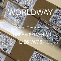 L 36 W/76 - OSRAM SYLVANIA - 电子元件IC
