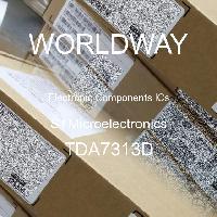 TDA7313D - Philips
