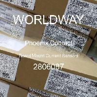 2806087 - Phoenix Contact - 板上安装电流传感器