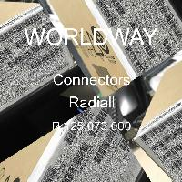 R 125 073 000 - Radiall - 连接器