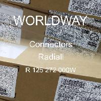 R 125 272 000W - Radiall - 连接器