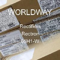 05H1-W - Rectron - 整流器