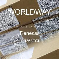 9LPR363EGLF - Renesas Electronics Corporation
