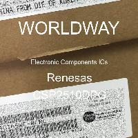 CSP2510DPG - Renesas Electronics Corporation - 電子元件IC