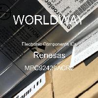 MPC92429ACR2 - Renesas Electronics Corporation