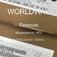 IDT79RC32V332-100DHG - Renesas Electronics Corporation - 微處理器 -  MPU