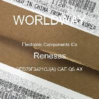 UPD70F3421GJ(A)-GAE-QS-AX - Renesas