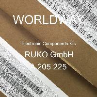 A 205 225 - RUKO GmbH - 電子元件IC