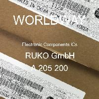 A 205 200 - RUKO GmbH - 电子元件IC