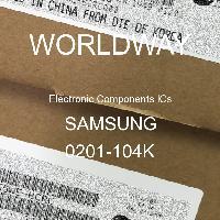 0201-104K - SAMSUNG - 電子元件IC