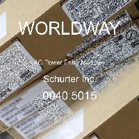 0040.5015 - Schurter - 交流電源輸入模塊