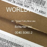 0040.5000.2 - Schurter - 交流电源输入模块