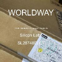 SL28748ELCT - Silicon Laboratories Inc - 時鐘發生器和支持產品