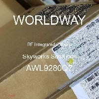AWL9280Q7 - Skyworks Solutions Inc - 射频集成电路