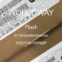 M25P20-VMN6P - ST MICRO ELECTRONICS